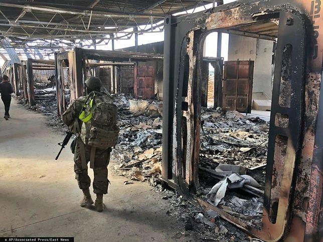 Irak. Zaatakowana amerykańska baza Ain Al-Asad