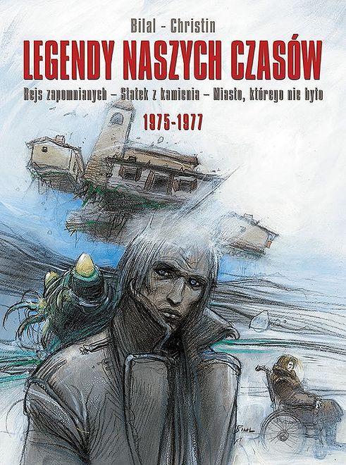 """''Legendy naszych czasów"""": klasyka komiksowej kontestacji [RECENZJA]"""
