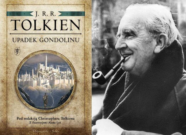 """""""Upadek Gondolinu"""" to ostatnia książka Tolkiena"""