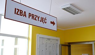 Pacjenci szpitala w Jarosławiu wezwali policję w związku z zachowaniem lekarza