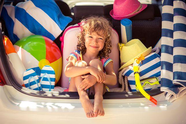 4 triki, dzięki którym twoje dziecko wróci z wakacji ze wszystkim, co na nie zabrało