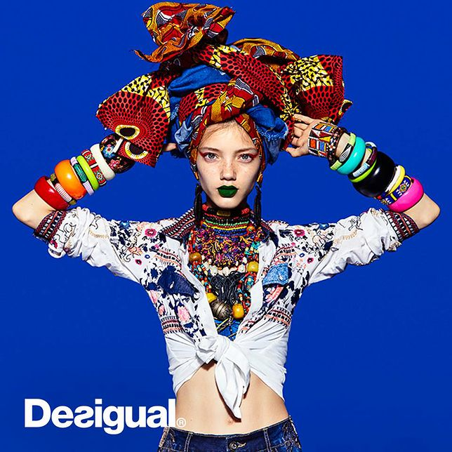 Desigual - It's not the same