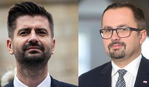 Krzysztof Śmiszek ostrzega Marcina Horałę w kontekście startu Andrzeja Dudy w wyborach prezydenckich