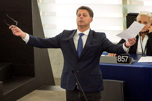 Były europoseł Mirosław Piotrowski nie kryje rozgoryczenia decyzją PKW
