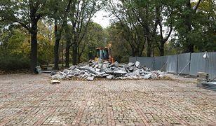 Symboliczne zapalenie zniczy ma odbyć się pod nieistniejącym już Pomnikiem Wdzięczności Żołnierzom Armii Radzieckiej w Warszawie