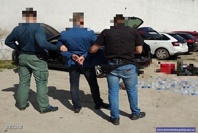 """""""Łowcy Głów"""" podejrzewali, że mężczyzna może posiadać broń"""
