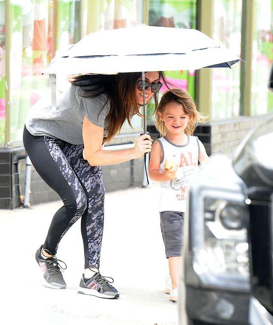 Megan Fox z synkiem
