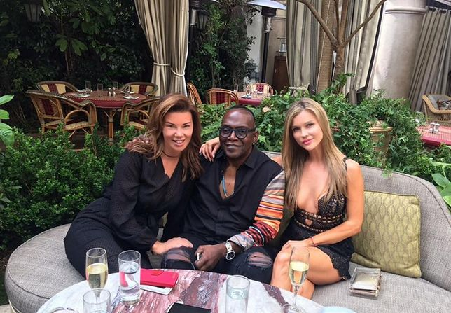 Joanna Krupa zrobi z Edyty Górniak gwiazdę w USA? Pierwsze spotkanie już za nimi