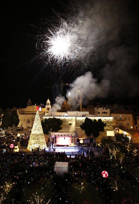 Betlejem szykuje się do świąt