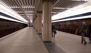 Aleksandra została zaatakowana w okolicy stacji Metro Służew.