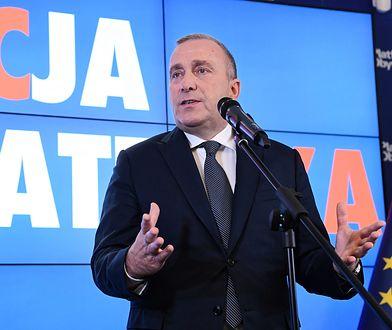 Wybory parlamentarne 2019. Grzegorz Schetyna (przewodniczący Platformy Obywatelskiej)