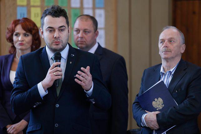 Mariusz Chrzanowski wykluczony z PiS