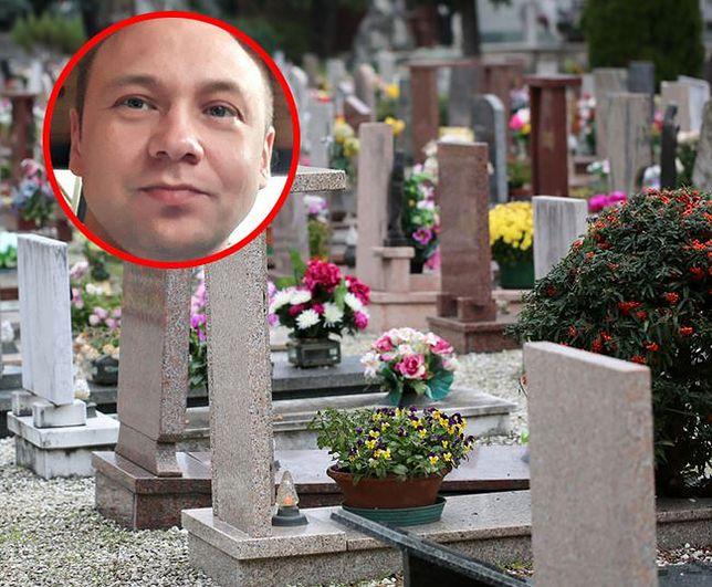 Paweł, ojciec poszukiwanego Dawida Żukowskiego