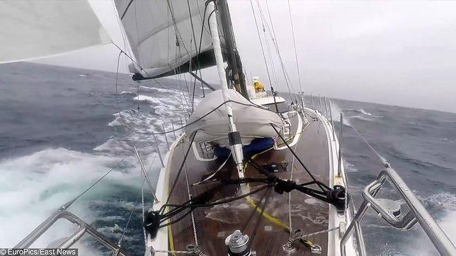 Żeglarze są na morzu już od 97 dni