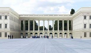 Pałac Saski zostanie odbudowany?