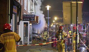 Holandia. Eksplozja zniszczyła dwa polskie sklepy
