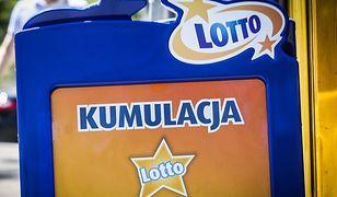 Kumulacja Lotto. 10 mln złotych do wygrania w najbliższym losowaniu