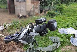 Dolny Śląsk. Ukradli motocykl, zostawili ślady na trawie. Kradzieże jednośladów plagą