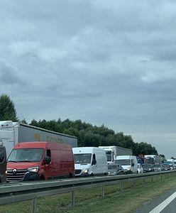 Wrocław. Wypadek na A4. Trasę udało się odblokować