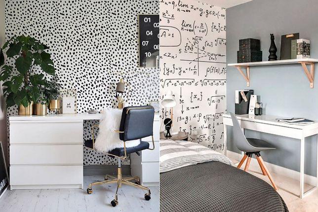 Aranżacja biura w domu powinna sprzyjać temu, by z przestrzeni do pracy korzystali wszyscy domownicy