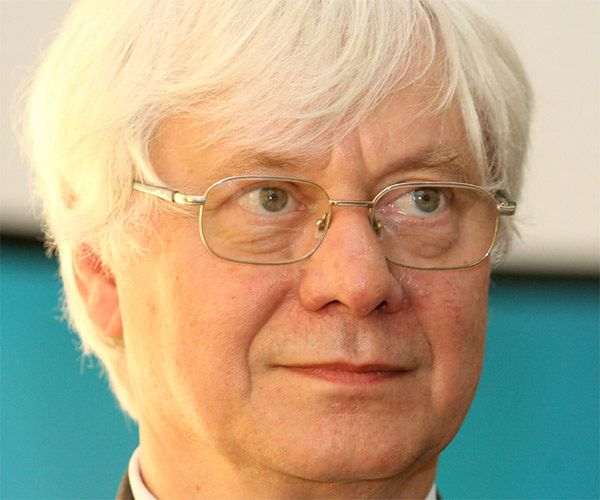 Prof. Marek Chmielewski, wiceprezes PAN