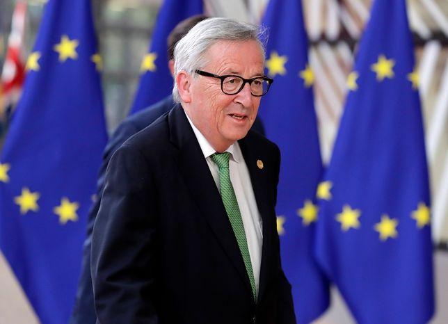 Jean-Claude Juncker, przewodniczący Komisji Europejskiej