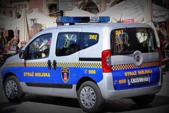 Kraków. Seks skandal w straży miejskiej (Straż Miejska)