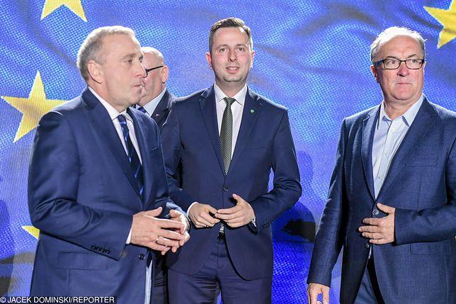 Wybory parlamentarne. Grzegorz Schetyna, Władysław Kosiniak-Kamysz i Włodzimierz Czarzasty idą na jesieni osobno.