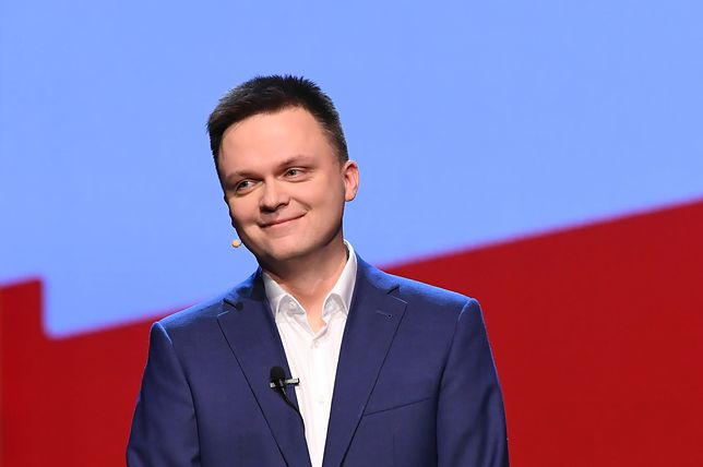 Szymon Hołownia będzie ubiegał się o funkcję prezydenta Polski