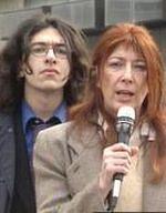 Gabriele Paolini (z lewej)