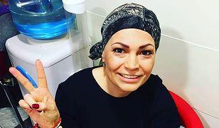 Joana Górska rozpoczęła ostatni etap walki z rakiem piersi