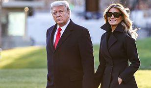 Donald Trump skrytykował magazyny modowe. Chodzi o podejście do jego żony