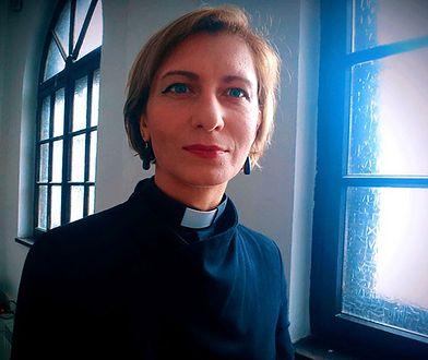 """Jest pierwszą pastorką metodystów w Polsce. """"Najlepiej byłoby wszędzie dopuścić kobiety"""""""