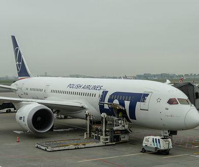 Operacja #LOTdoDomu. Stewardessy narażają własne zdrowie, w zamian wyzywane są od idiotek