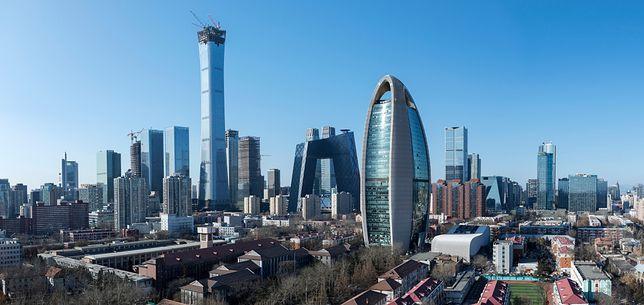 Nie tylko zabytkowy Pekin. Nowoczesne oblicze stolicy Chin