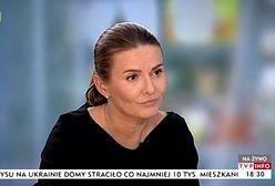 Hanna Lis znów zaliczyła wpadkę! Chciała być jak Monika Olejnik? Zobacz film