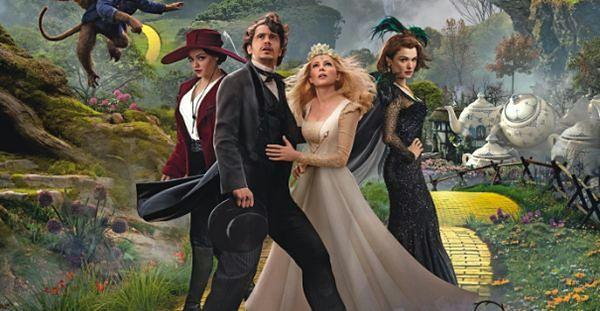 ''Oz: Wielki i potężny'': Ekipa ''Czasu honoru'' znowu razem!