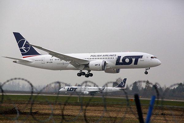 Pierwszy polski Dreamliner uziemiony!