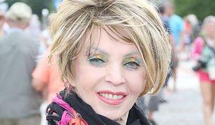 Krystyna Mazurówna zmieniła fryzurę!