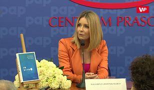 Małgorzata Rozenek-Majdan opowiada, jak jej dzieci dowiedziały się o poczęciu metodą in vitro