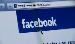 Awaria Facebooka. Nie można dodawać postów
