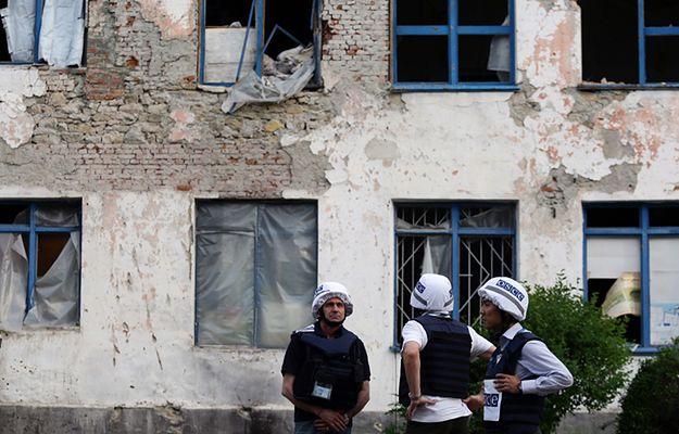 Szef OBWE Lamberto Zannier: nie widzimy rosyjskich wojsk w Donbasie
