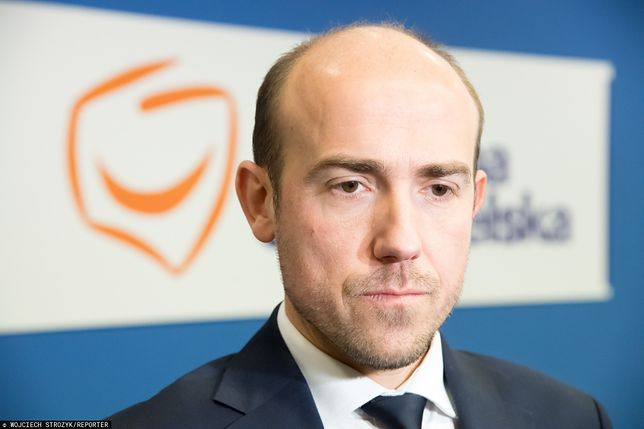 Borys Budka startuje na przewodniczącego PO
