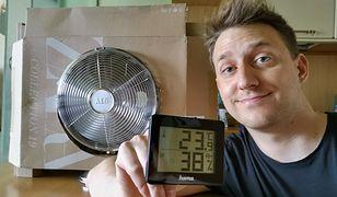 Klimatyzacja domowej roboty. Sprawdzam, czy to ma sens