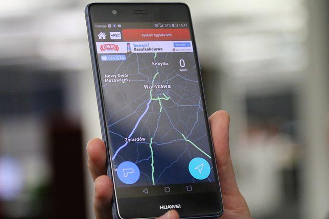 Yanosik, czyli pierwsza aplikacja dedykowana urządzeniom Huawei