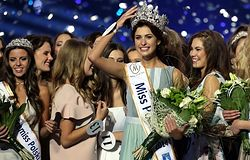 Ewa Mielnicka - Miss Polski 2014