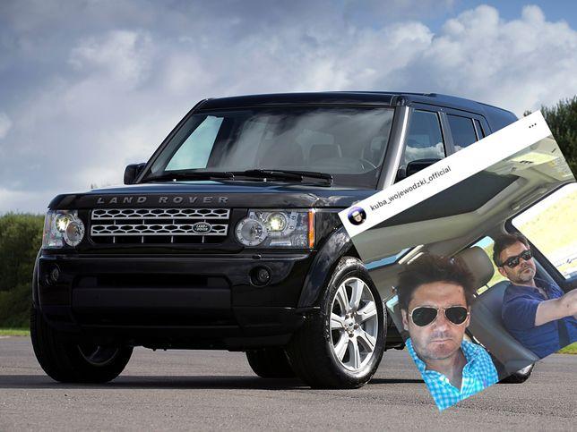 Jacek Braciak wybrał najdroższą wersję Land Rovera Discovery