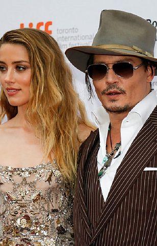 Amber Heard przyznała się do uderzenia Johnny'ego Deppa
