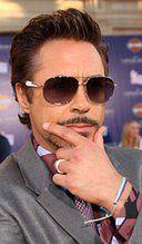 Przypadkowy geniusz Robert Downey Jr.