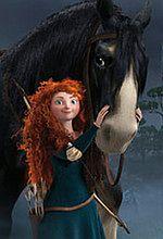 ''Merida waleczna'': Poznaj bohaterów animacji Pixara [foto]